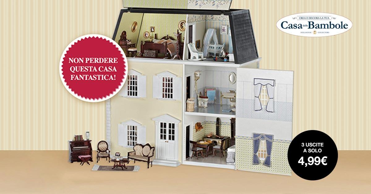 2 Pezzi Letto per Lettino in Miniatura per Casa delle Bambole di 20 cm